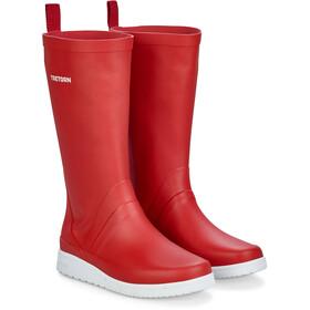 Tretorn Viken II Rubber Boots Dam red